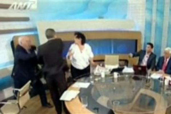 Επίθεση στην Λιάνα Κανέλλη
